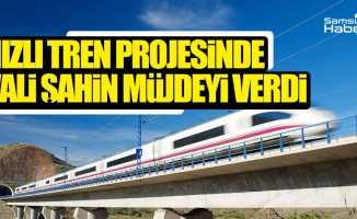 Samsun-Ankara arası 1.5 saate düşüyor