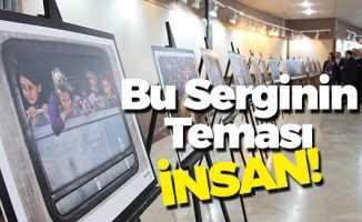 Samsun'da İnsan Temalı Sergi