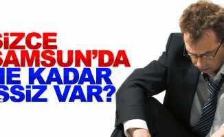 Samsun'da kayıtlı işsiz sayısı açıklandı