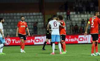 Adanaspor Süper Lig'e veda etti