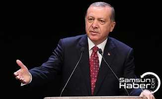 Erdoğan: ''İade ettiniz ettiniz''