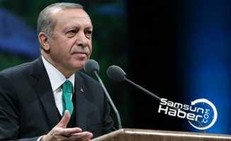 Erdoğan müjdeyi verdi. İki ilçe il olabilir