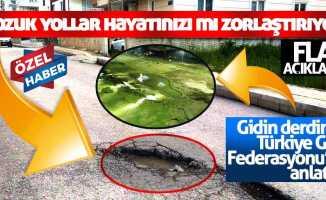 Menteşoğlu: Gidin derdinizi Türkiye Golf Federasyonu'na anlatın!