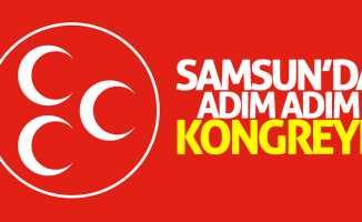 MHP Samsun'da kongre yapacak