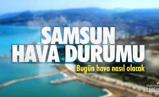 Samsun'da sağanak yağış uyarısı yapıldı