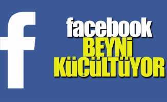 Facebook'un insan beynine zararı