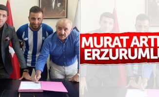 Murat Gürbüzerol artık Erzurumlu