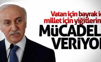 Samsun Valisi Şahin: Yiğitlerimiz vatan için şehit düşüyor