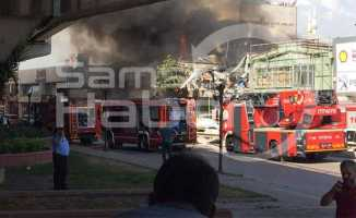 Samsun son dakika - Dondurma fabrikasında patlama