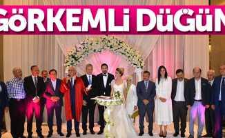 AK Parti Samsun İl Başkanı Göksel'in mutlu günü