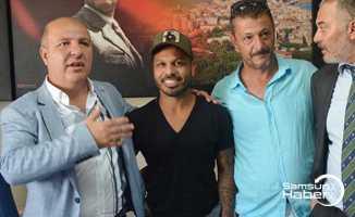 Alanzinho Sinopspor'a transfer oldu