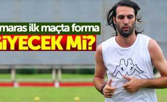 Samaras ilk maçta forma giyecek mi ?