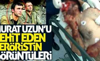 Samsunlu Başsavcı Murat Uzun'u şehit eden teröristin görüntüleri ortaya çıktı