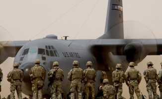 ABD askeri üssünde patlama