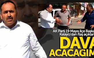 AK Partili Başkandan fındık tartışmasıyla ilgili flaş açıklama