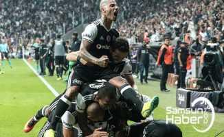 Beşiktaş, Real ve Chelsea'nin ardından 3.oldu