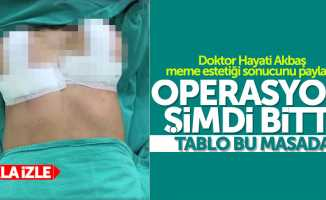 Doktor Hayati Akbaş'tan takipçilerine videolu cevap