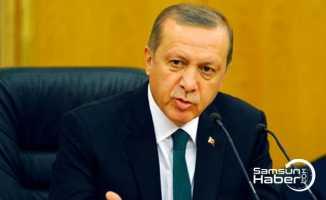 Erdoğan Kazakistan seyahati öncesi sert konuştu
