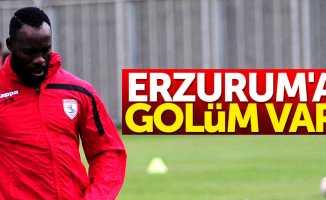 Erzurum'agolüm var