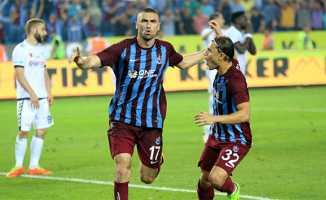 Forma giymediği tek maçta Tarbzonspor kaybetti