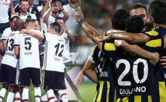 Haftanın maçı Fenerbahçe ile Beşiktaş arasında
