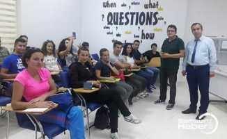 Samsun'da bocce hakemlik kursu açıldı