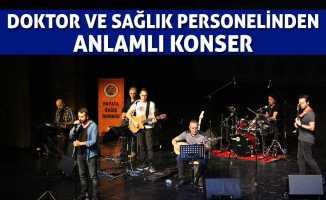 Samsun'da anlamlı konser