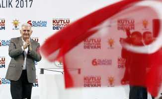 Başbakan Binali Yıldırım CHP'ye yüklendi