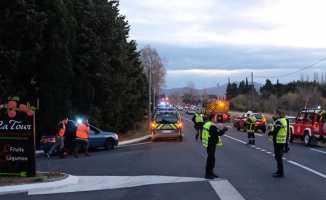 Fransa'da kaza! 4 çocuk hayatını kaybetti
