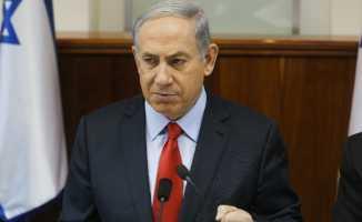 Netanyahu Avrupa'yı iki yüzlülükle suçladı