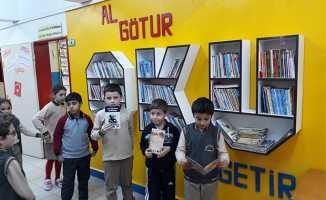 Samsun'daki okuldan örnek proje