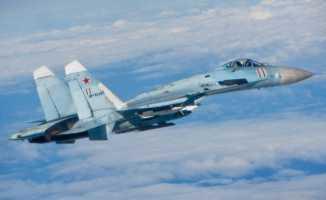 Karadeniz'de gerilim! Rus ve ABD uçakları karşı karşıya