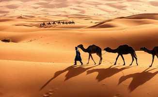 Sahra Çölü nerede? Çölde kar sürprizi