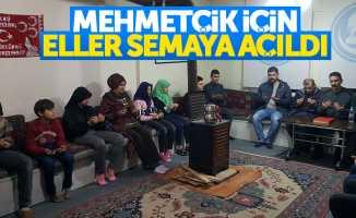Samsun'da Mehmetçik için dua ettiler