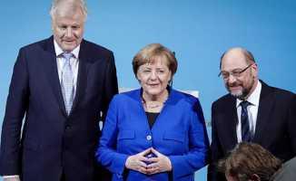 Almanya'da koalisyon dönemi
