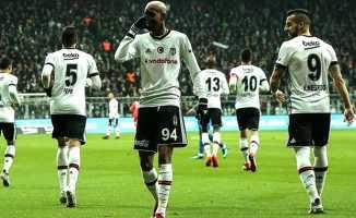 Beşiktaş Bursaspor ile 2-2 berabere kaldı