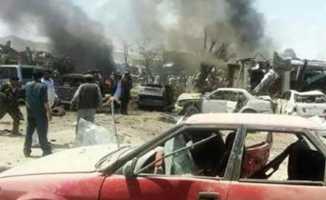 El Kaide Somali'yi kana buladı! 10 ölü, 20 yaralı
