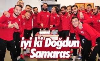 İyi ki doğdun Samaras