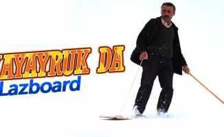 """Karadeniz usulü """"Lazboard"""""""