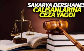 Samsun'da FETÖ'nün dershane yapılanmasına hapis cezası