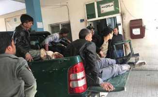 Afganistan'da patlama: 26 ölü, 18 yaralı