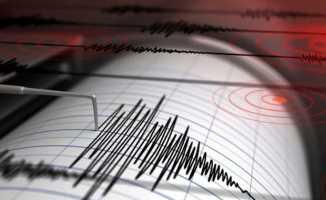 Samsun'da 1.8 şiddetinde deprem