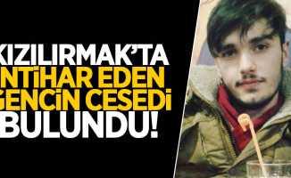 Samsun'da intihar eden gencin cesedi bulundu