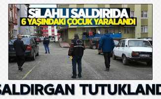 Samsun'daki silahlı saldırgan tutuklandı