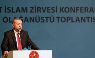 Cumhurbaşkanı Erdoğan: FETÖ yaşatılmak isteniyor