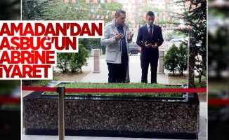 Murat Camadan, Ankara'da