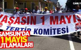 Samsun'da 1 Mayıs CANLI İZLE