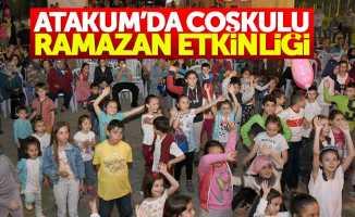 Atakum'da Coşkulu Ramazan Etkinliği