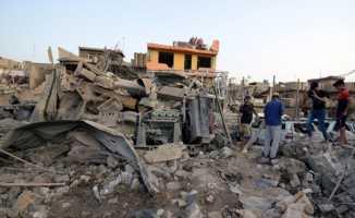 Bağdat'ta patlamada ölü sayısı 22'ye yükseldi