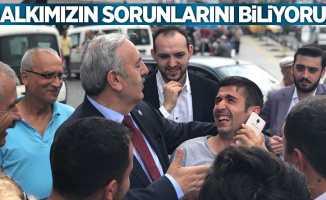 Bedri Yaşar: Halkımızın sorunlarını biliyoruz